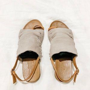 Inouvo for Miz Mooz Free People sandals, 8/38